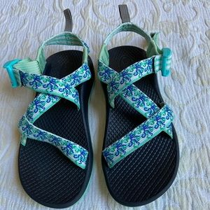 Chaco kids water sandals size 13.